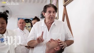 Brazilian faith healer turns himself in amid sexual abuse claims - WASHINGTONPOST