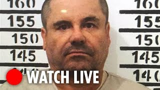 LIVE: Lawyers arrive for El Chapo case - THESUNNEWSPAPER