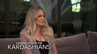 KUWTK | Khloé Kardashian Helps Mediate Between Kourtney & Kris Jenner | E! - EENTERTAINMENT