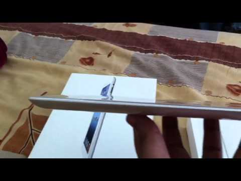 iPad 3 Unboxing (The New iPad 3rd Gen)