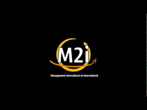 Animation du Logo du Master M2i de l'université Paris Ouest