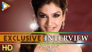 """I Am Proud To Be A Part Of Bombay Velvet"": Raveena Tandon - HUNGAMA"