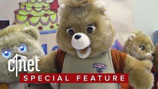 Teddy Ruxpin's strange, Disney-infused origin story - CNETTV
