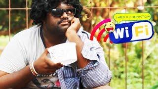 Wifi - Latest Telugu Comedy Short Film 2014 - YOUTUBE