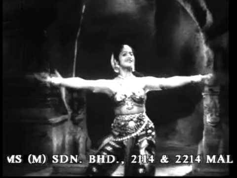 Paarthiban Kanavu (Tamil, 1960) - Instrumental Dance Piece - Kamala