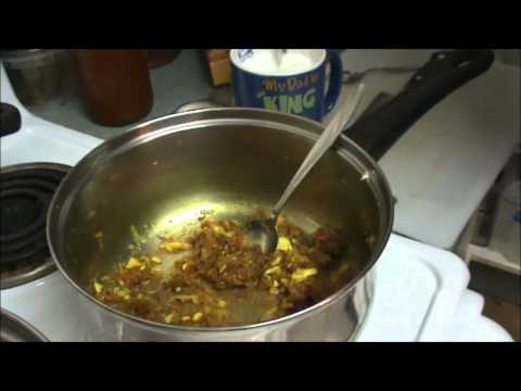 How to Cook Queensland Arrowroot Curry.