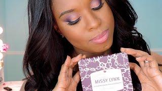 Missy lynn palette