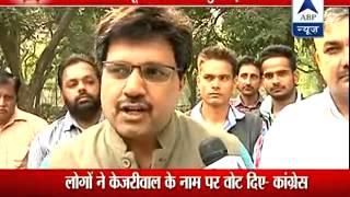 Who will win from Delhi's Kasturba Nagar? Watch KBM's Nukkar Behas - ABPNEWSTV