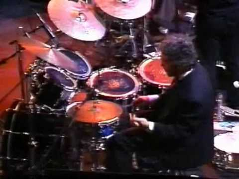 Dave Weckl, Steve Gadd, Vinnie Colaiuta - Drum Solo al Buddy Rich Memorial Concert