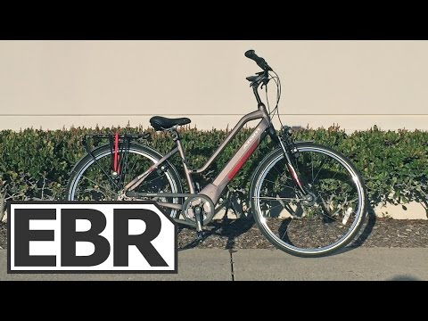 Easy Motion ATOM Diamond Wave Video Review - Commuter Ebike