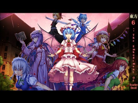   Orchestral Touhou 6: Embodiment of Scarlet Devil.