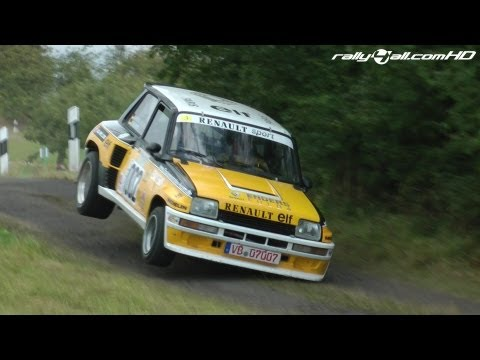 Best of Rallye 2012 - Historic Cars [HD]