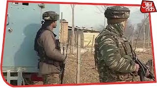 Encounter With Terrorists Continue In Pulwama, Army Major Among 4 Soldiers Dead - AAJTAKTV