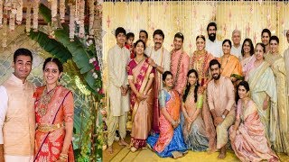 Venkatesh Daughter Ashritha Daggubati's Wedding Celebrations - RAJSHRITELUGU