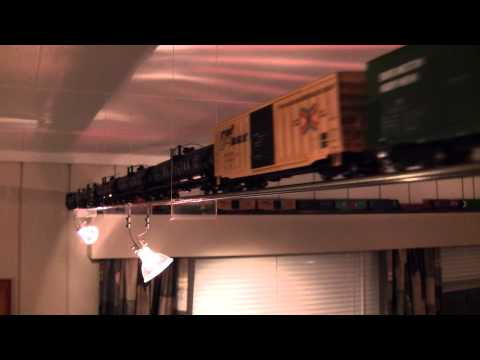 Longest train in the living room