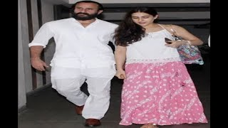UNSEEN pictures of Sara Ali Khan's 23rd Birthday Bash - ABPNEWSTV