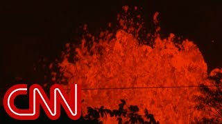 Volcano spews lava bombs as Hawaiian residents flee area - CNN