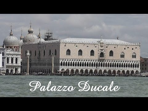 VENICE: Doge's Palace & Bridge of Sighs [HD]