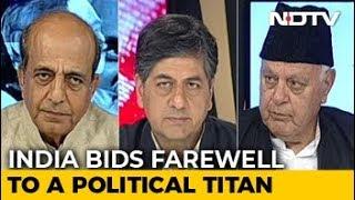 India Bids Farewell To Its Bharat Ratna, Atal Bihari Vajpayee - NDTV