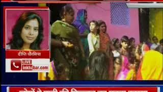 MP: CM शिवराज सिंह की पत्नी साधना सिंह से लोगो ने की पानी की मांग - ITVNEWSINDIA