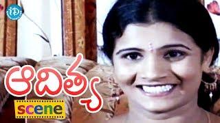 Aditya Movie Scenes -  Swapna Comedy || Jagadish || Shilpa ||  Shasidhar - IDREAMMOVIES