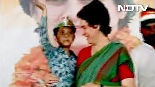 प्रयागराज में प्रियंका का मोदी सरकार पर हमला - NDTVINDIA