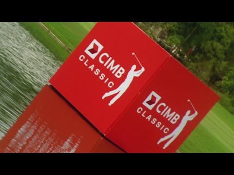 Billy Hurley III takes the 36-hole lead at the CIMB Classic