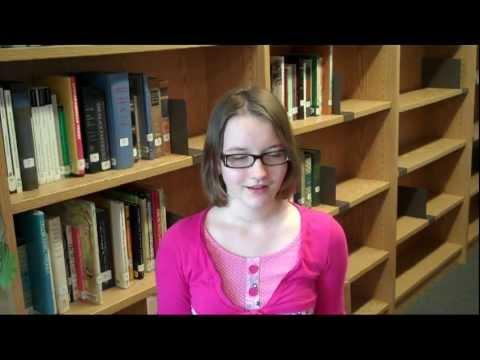 Set Free Reading Student Testimonial: Ilona
