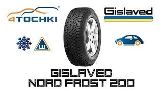 Зимняя шина Gislaved Nord Frost 200 на 4 точки. Шины и диски 4точки - Wheels & Tyres
