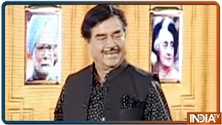 Shatrughan Sinha In Aap Ki Adalat | Election Special - INDIATV