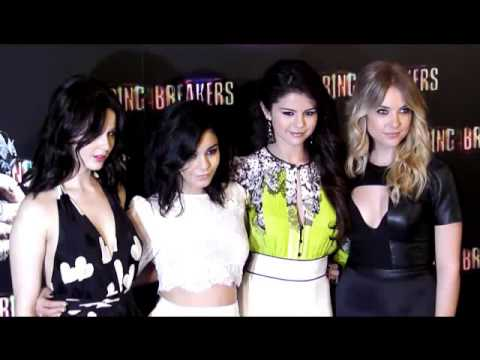 SELENA GOMEZ PHOTOCALL HD SPRING BREAKERS