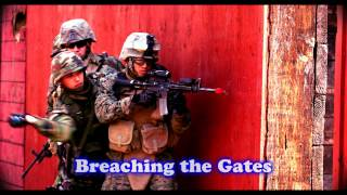 Royalty Free :Breaching the Gates
