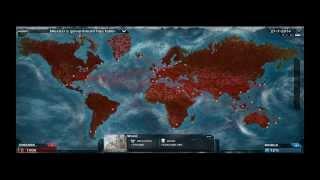 Plague Inc Evolved - Очень быстрое прохождение игры за один вирус.