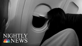 DOT Launching Task Force To Investigate In-Flight Sexual Assaults | NBC Nightly News - NBCNEWS