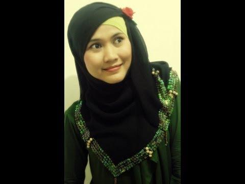 Paris Simple | Hijab Style Tutorial by Didowardah - Part 5
