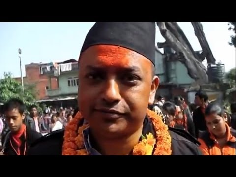 New Nepali Rap Song || Vote For Gagan Thapa || By Girish  We Must Do Vote GaGan Thapa
