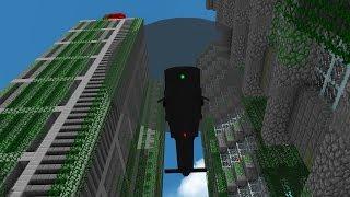ВЫЖИТЬ В ЗОМБИ АПОКАЛИПСИСЕ [Minecraft] #3 - Нашли Вертолёт!