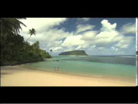 Samoa Tourism Authority -- Web Video -- Beach Sprint