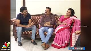 Rangastalam team Interview- Ram Charan Father and Mother Special chit chat - IGTELUGU