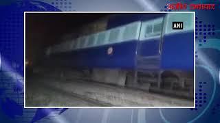 यूपी में रेल के 6 कोच पटरी से उतरे