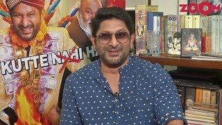 Arshad Warsi on Munna Bhai 3, Jolly LLB 3, Fraud Saiyaan, his career graph and more | Exclusive - ZOOMDEKHO