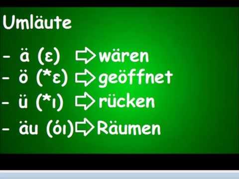 Online Μαθήματα Γερμανικών - DeutscheLiebe - Μάθημα 1ο