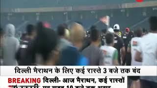 Morning Breaking: Sachin Tendulkar flags off New Delhi marathon at JLN stadium - ZEENEWS