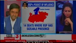 After BSP, SP dumps Congress in MP elections, grand alliance for 2019 polls in big trouble? - NEWSXLIVE