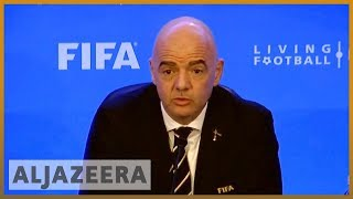 🇶🇦 Qatar 2022 World Cup: FIFA defers expansion decision | Al Jazeera English - ALJAZEERAENGLISH
