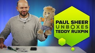 "Paul Scheer unboxes his ""elusive childhood toy' - CNETTV"