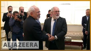 🇮🇷 Zarif: 🇪🇺 EU must increase Iran investments to save nuclear deal | Al Jazeera English - ALJAZEERAENGLISH