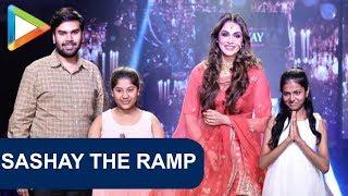 Isha Koppikar on Ramp for 13th Edition of Ramp for Champs 02 - HUNGAMA
