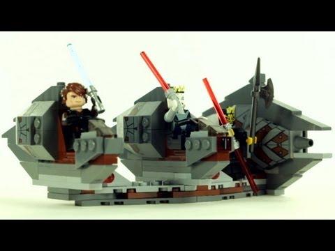 LEGO Star Wars – Sith Nightspeeder – Muffin Songs' Oyuncakları Tanıyalım