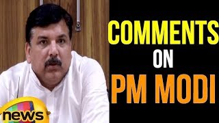 MP Sanjay Singh Said, Delhi Secretariat has become Den of hooliganism for BJP leaders | Mango News - MANGONEWS
